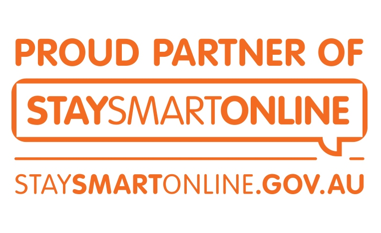 Stay Smart Online - Proud Partner LR